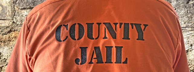 county jail shirt